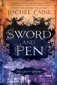 Sword and Pen cover - (un)Conventional Bookworms - Weekend Wrap-up