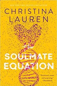 The Soulmate Equation - (un)conventional Bookworms - Weekend Wrap-up