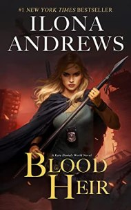 Blood Heir cover - (un)Conventional Bookworms - Weekend Wrap-up