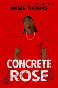 Concrete Rose cover - (un)Conventional Bookworms - Weekend Wrap-up