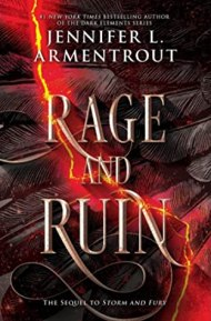 Rage and Ruin cover - (un)Conventional Bookworms - Weekend Wrap-up