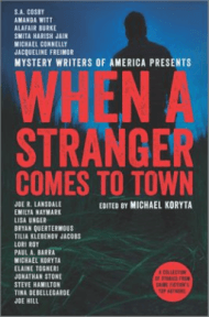 When a Stranger Comes to Town cover - (un)Conventional Bookworms - Weekend Wrap-up