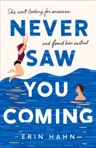 Never Saw You Coming cover - (un)Conventional Bookworms - Weekend Wrap-up