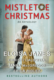 Mistletoe Christmas cover - (un)Conventional Bookworms - Weekend Wrap-up