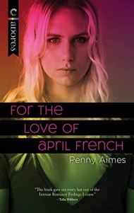 For the Love of April French cover - (un)Conventional Bookworms - Weekend Wrap-up