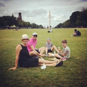 Family Road Trip Washington DC