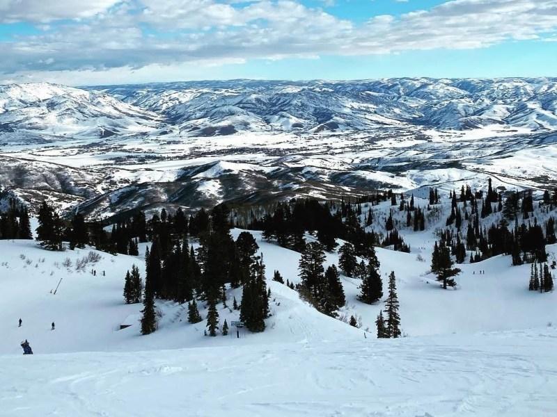 Snow Basin, Utah