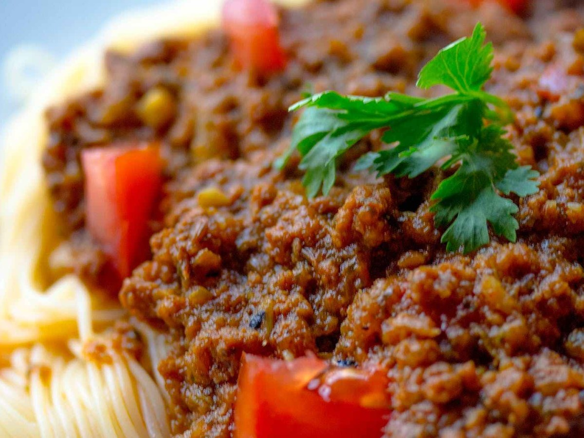 Kima Greek Meat Sauce Recipe