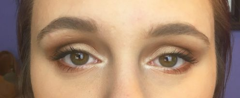 milani on eyes