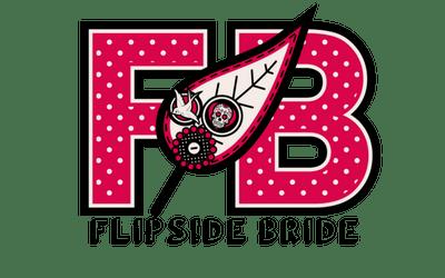 flipside bride logo