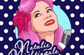 Natalie Nightingale Singer Logo