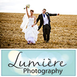 Lumiere wedding photography logo