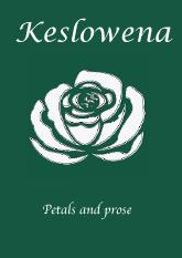 Keslowena confetti logo