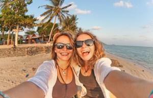 Buy your own honeymoon 6 - selfie