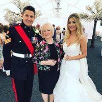 Yvonne Beck celebrant - Ciara and Chris Wedding Ceremony