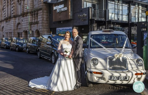 White Taxi Weddings - Alternative Wedding Transport
