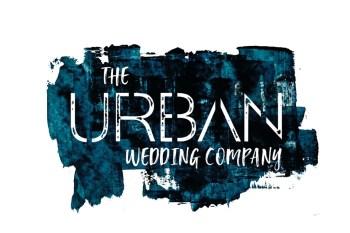 the urban wedding company logo