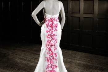 alternative bridal gown from aylin white designs - blossom - unconventional wedding