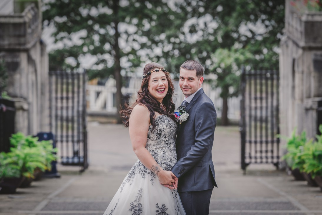 photographer - Kirsty Rockett - happy couple