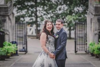 photographer - Kirsty Rockett - happy couple