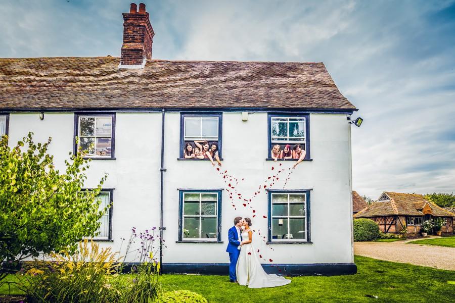 photographer - Nathalie Delente - cottage couple