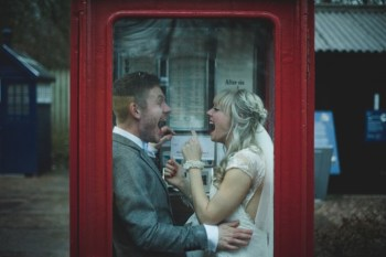 How to choose your wedding photographer - nick brightman - wedding phonebox