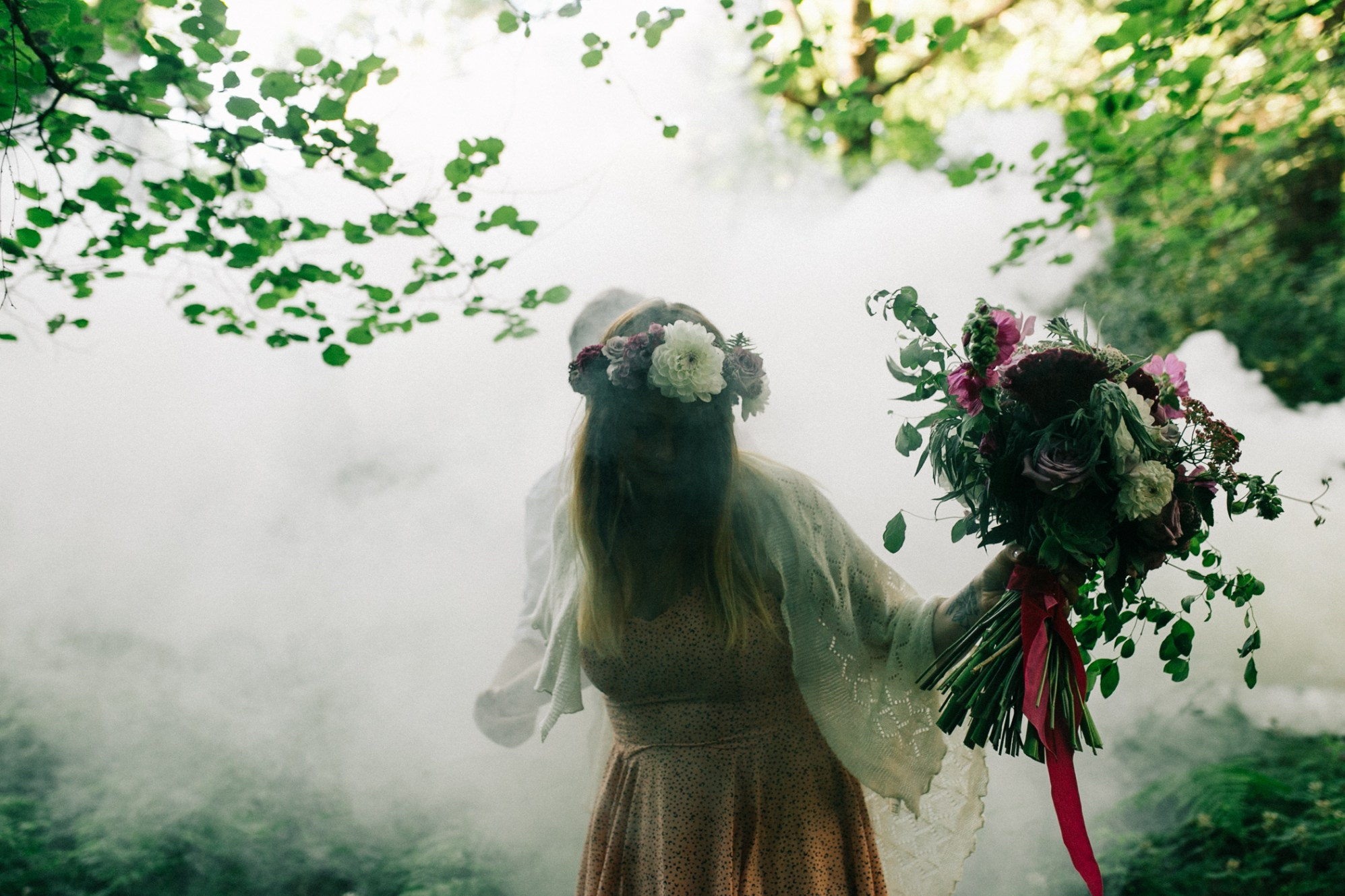 Caroline Goosey - alternative wedding photography - engagement shoot 17