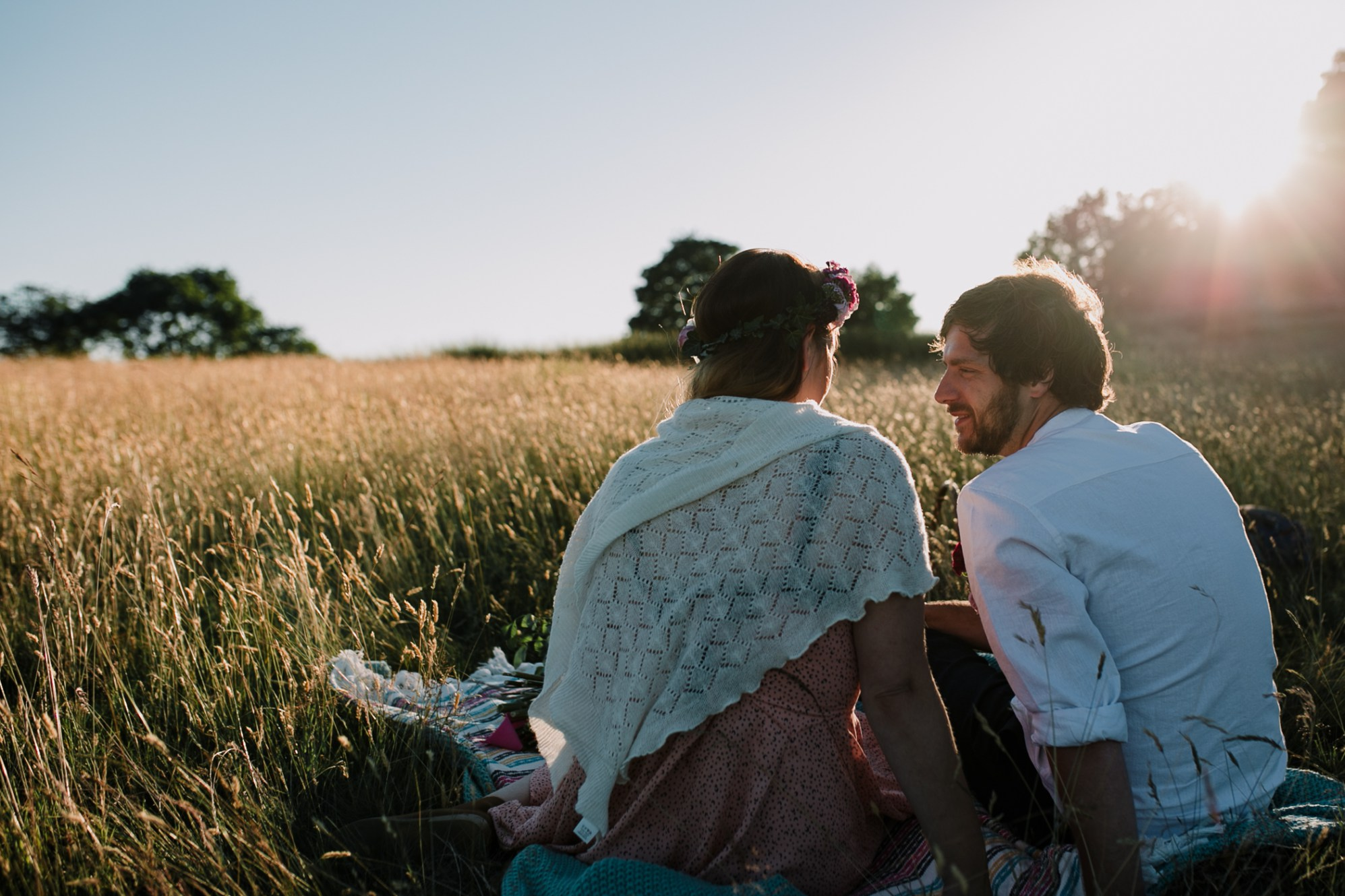 Caroline Goosey - alternative wedding photography - engagement shoot 25