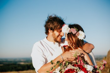 Caroline Goosey - alternative wedding photography - engagement shoot 4