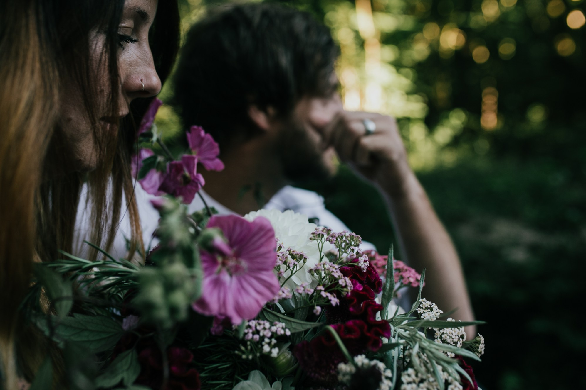 Caroline Goosey - alternative wedding photography - engagement shoot 6