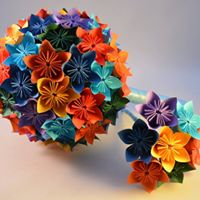arlo arts - colourful1532300060 - alternative wedding bouquet and accessories