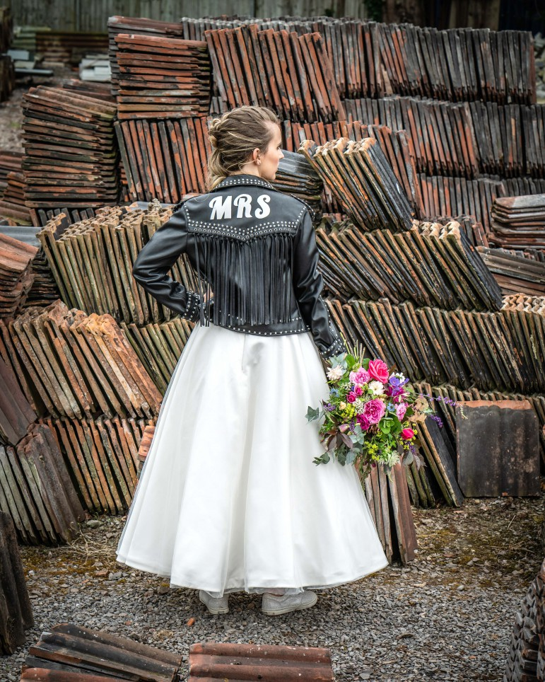 Bridal Reloved Street - Reclamation Yard Wedding Styled Shoot - Photos by Jim - 1111