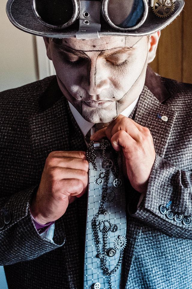 My Pretties - Dorothy - Wizard of Oz wedding styled shoot - Kieran Paul Photography 14