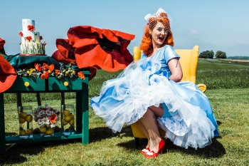 My Pretties - Dorothy - Wizard of Oz wedding styled shoot - Kieran Paul Photography 20 (2)