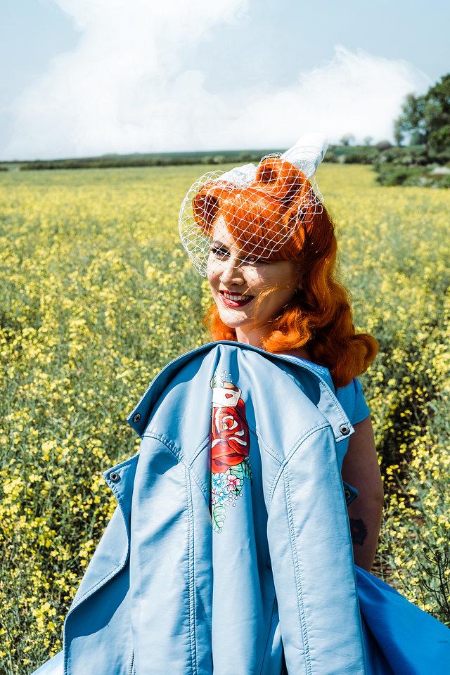 My Pretties - Dorothy - Wizard of Oz wedding styled shoot - Kieran Paul Photography 29