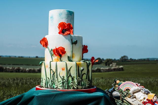 My Pretties - Dorothy - Wizard of Oz wedding styled shoot - Kieran Paul Photography 35