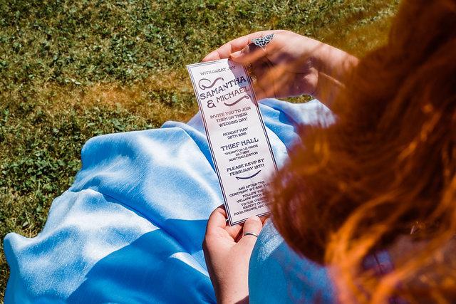 My Pretties - Dorothy - Wizard of Oz wedding styled shoot - Kieran Paul Photography 42