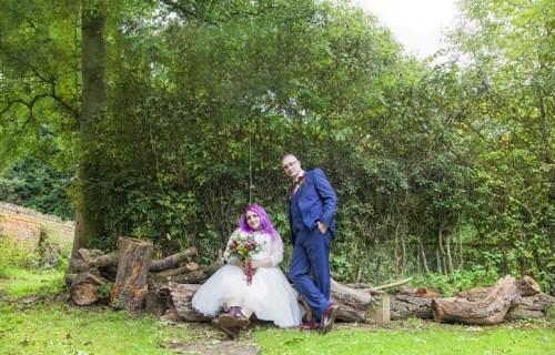 Stephanie Butt Photography - Creative fun wedding photographer 8