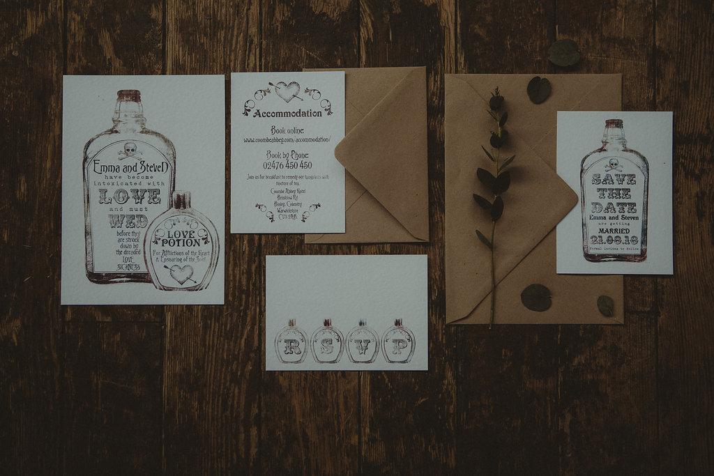 Studio Fotografico Bacci - Steampunk wedding - alternative wedding 19