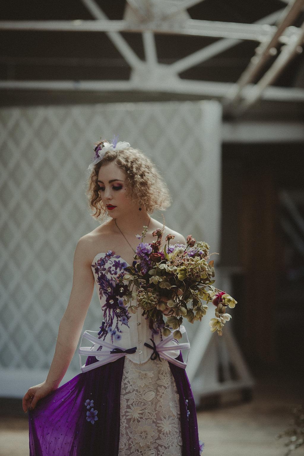 Studio Fotografico Bacci - Steampunk wedding - alternative wedding 27