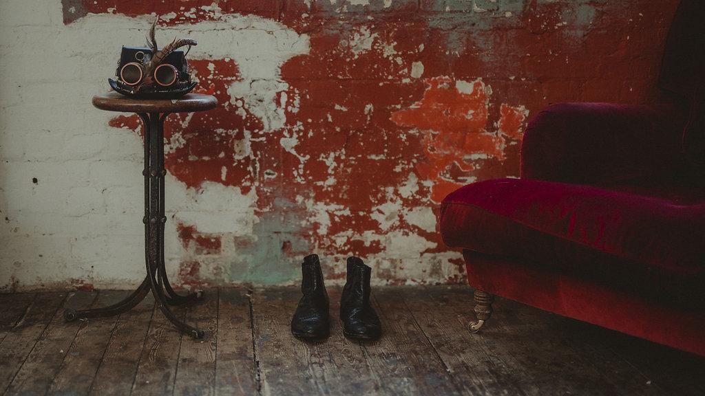 Studio Fotografico Bacci - Steampunk wedding - alternative wedding 44