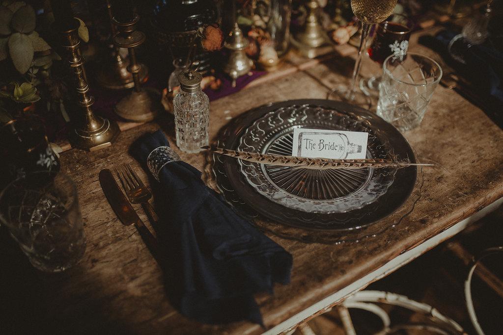 Studio Fotografico Bacci - Steampunk wedding - alternative wedding 6