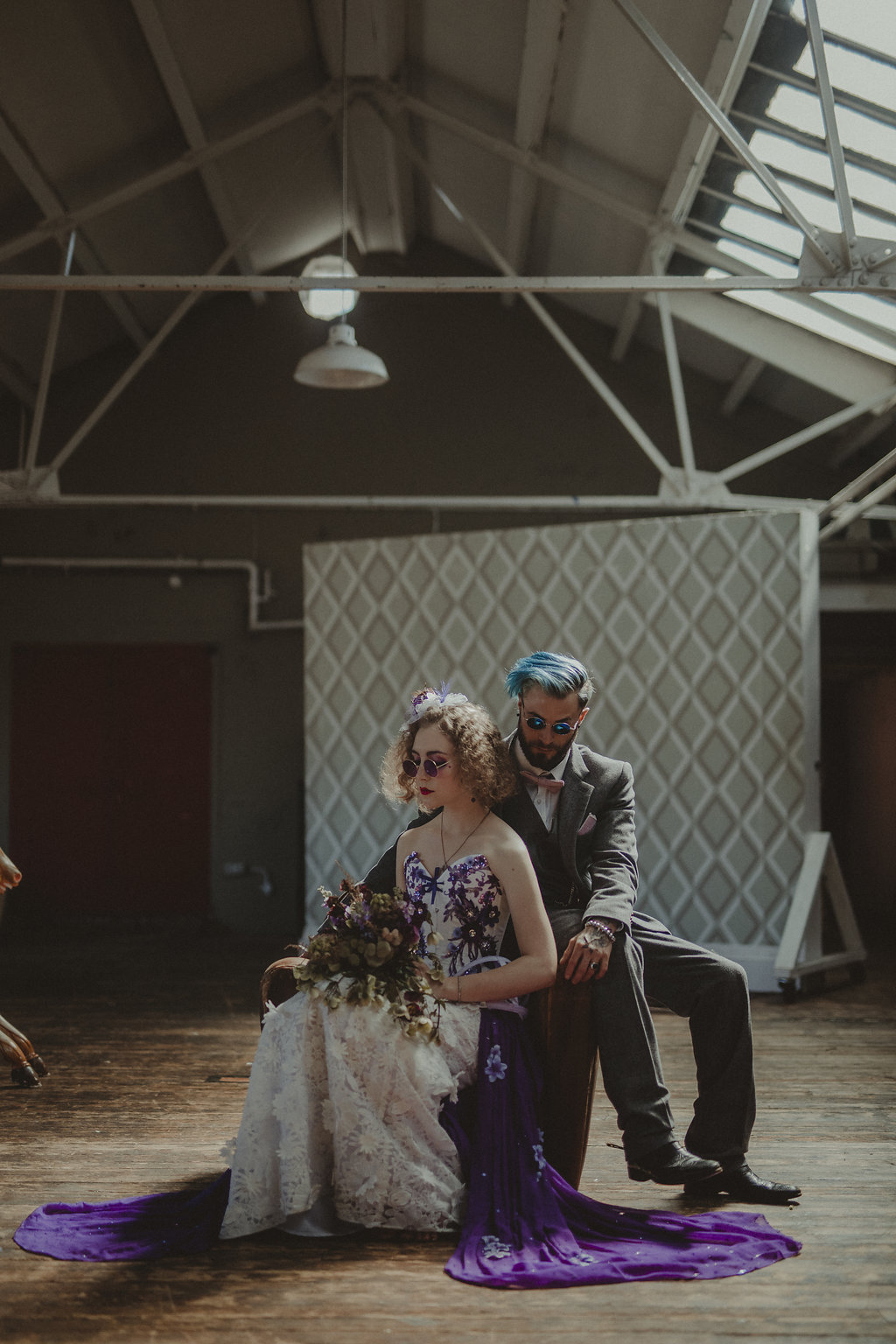 Studio Fotografico Bacci - Steampunk wedding - alternative wedding 64