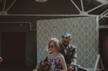 Studio Fotografico Bacci - Steampunk wedding - alternative wedding 64