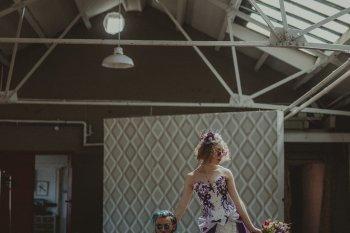 Studio Fotografico Bacci - Steampunk wedding - alternative wedding 68