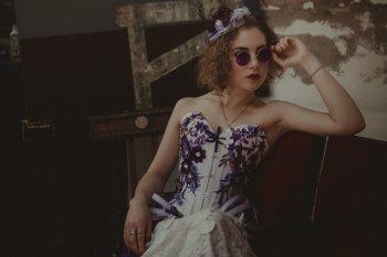 Studio Fotografico Bacci - Steampunk wedding - alternative wedding 74