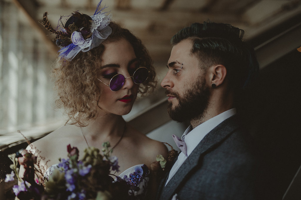 Studio Fotografico Bacci - Steampunk wedding - alternative wedding 8