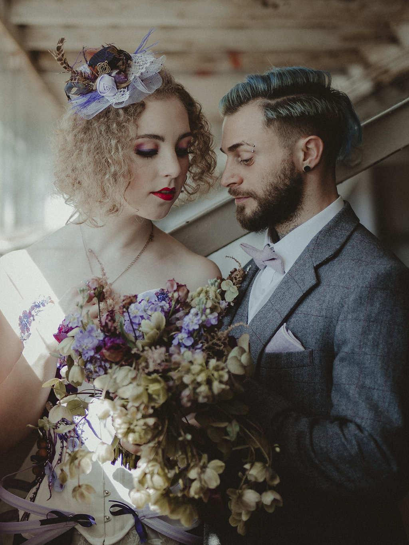 Studio Fotografico Bacci - Steampunk wedding - alternative wedding 80