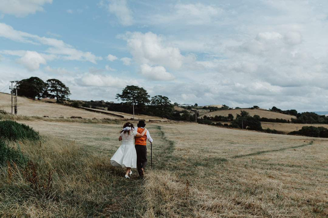 Stevie Jay Photography - Yorkshire wedding photographer 1 - alternative wedding - unconventional wedding