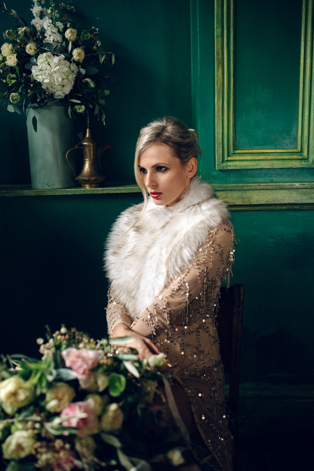 Margo Ryszczuk Photography - Its all about the glitter, sparkle and shine art deco inspired wedding shoot 867643